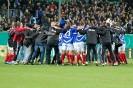 DFB-Pokal 2. Runde: KSV Holstein vs MSV Duisburg